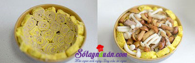 Hướng dẫn làm trứng cuộn thịt ngon và đẹp mắt 5