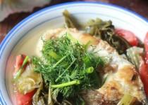 Tuyệt chiêu món canh cá nấu dưa chua thơm ngon tròn vị