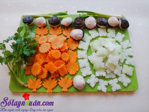 Tuyệt chiêu nấu canh mọc nấm hương thơm ngon cho tết ấm áp 1