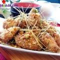 Hướng dẫn làm thịt gà rang muối ngon tuyệt, Món gà rang muối thơm ngon đãi khách