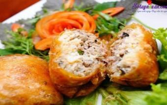 Nấu ăn món ngon mỗi ngày với Su hào, cách làm nem cua bể 1