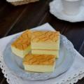 Hướng dẫn làm kem masarpone chocolate, cách làm bánh bông lan 14