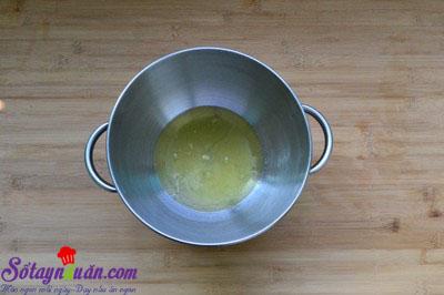 cách làm bánh bông lan  2