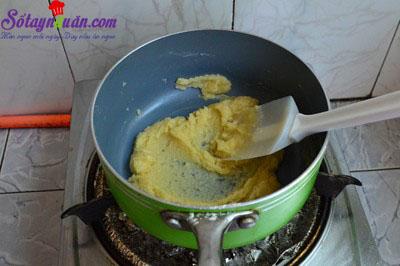 cách làm bánh bông lan  5