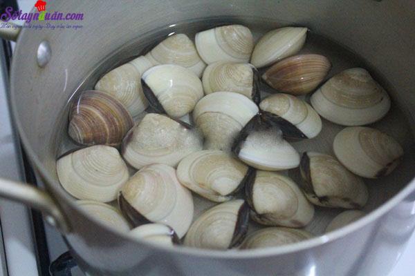 cách làm mỳ ý hải sản 4