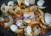 Cách làm mỳ ý hải sản ngon miễn chê