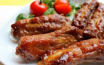 món ăn miền trung, cách làm sườn xào chua ngọt 5