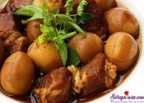 Hướng dẫn cách làm thịt kho tàu theo hương vị miền nam