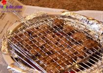 Cách nướng chả không cần lò than ngon chảy nước miếng