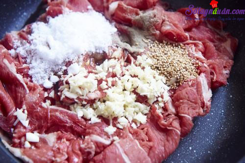 cách ướp thịt nướng 2