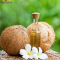 cách gọt trái cây nhanh, tự tay làm dầu dừa nguyên chất 1
