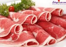 Vài mẹo nhỏ để chế biến thịt bò ngon