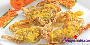 Nấu ăn món ngon mỗi ngày với Bột năng, Hướng dẫn làm ghẹ lột hột vịt rang muối