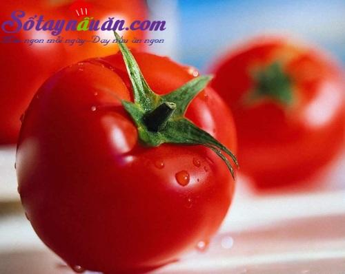6 điều cấm kị khi ăn cà chua không phải ai cũng biết