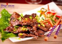 Bí quyết làm thịt nướng kiểu Hàn quốc thơm ngon đúng vị