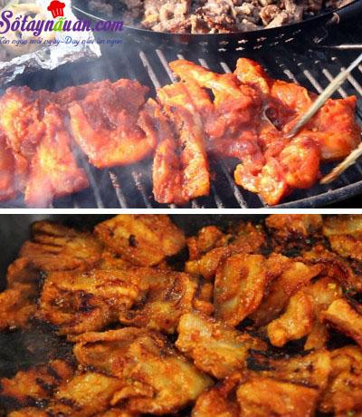 Bí quyết làm thịt nướng kiểu Hàn quốc thơm ngon đúng vị  4