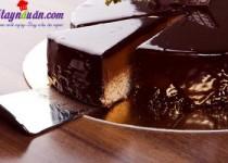 Cách làm bánh kem socola cực ngon và dễ ngay tại nhà