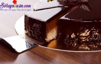 các món chocolate, Cách làm bánh kem cực ngon và dễ ngay tại nhà
