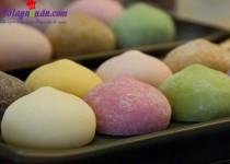 Cách làm bánh Mochi Nhật Bản ngon đúng điệu
