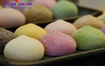 , Cách làm bánh Mochi Nhật Bản ngon đúng điệu