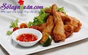 Nấu ăn món ngon mỗi ngày với Hạt tiêu, Cách làm đùi ếch chiên bơ tỏi thơm ngon cho cả nhà
