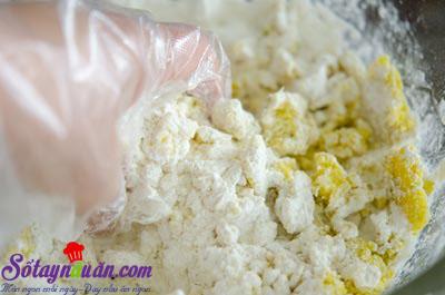 Cách làm bánh khoai lang chiên tẩm đường cực ngon 4