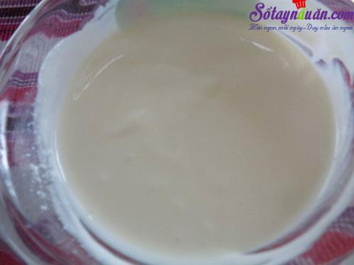 Cách làm sữa chua dẻo đơn giản ngay tại nhà 2.1