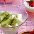 hướng dẫn làm dầu dừa, Cách làm sữa chua dẻo đơn giản ngay tại nhà kết quả