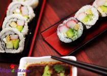 Cách làm sushi ngon tuyệt hảo và cực kì đơn giản