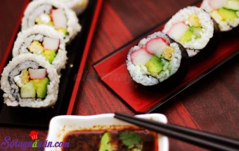 , Cách làm sushi ngon tuyệt hảo và cực kì đơn giản kết quả