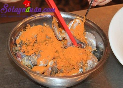 Cách nấu món ếch om chuối đậu thơm ngon bổ dưỡng 1
