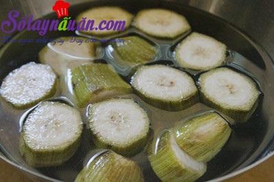 Cách nấu món ếch om chuối đậu thơm ngon bổ dưỡng 2