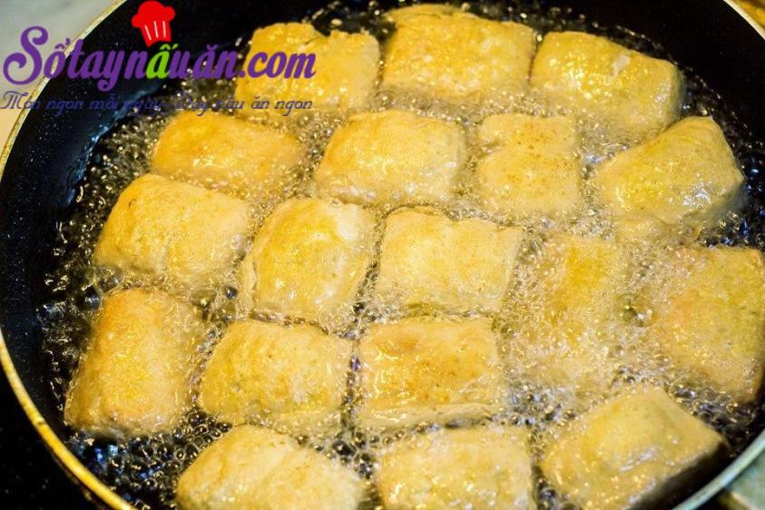 Cách nấu món ếch om chuối đậu thơm ngon bổ dưỡng 3