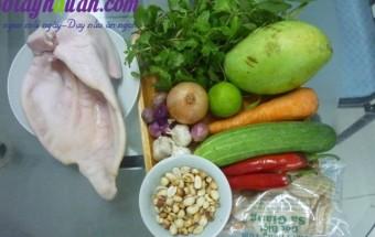 Nấu ăn món ngon mỗi ngày với Giấm, gỏi tai heo chua ngọt đơn giản ăn là thích chuẩn bị