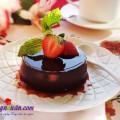 sữa chua, Hướng dẫn làm bánh flan chocolate thơm ngon đẹp mắt