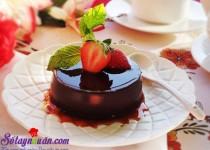 Hướng dẫn làm bánh flan chocolate thơm ngon, đẹp mắt