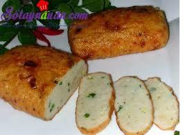 Nấu ăn món ngon mỗi ngày với Bột năng, Hướng dẫn làm món chả cá basa giàu dinh dưỡng