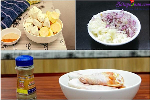 Kinh nghiệm nấu cà ri cay thơm ngon đậm đà đưa cơm 1