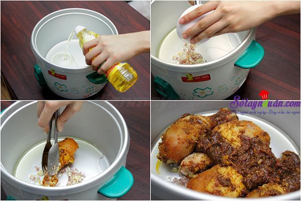Kinh nghiệm nấu cà ri cay thơm ngon đậm đà đưa cơm 3