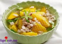 Cách nấu canh bí đậu phộng thơm ngon bổ dưỡng