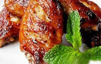 Nấu ăn món ngon mỗi ngày với Nước tương, Bí quyết làm cánh gà nướng xì dầu và mật ong siêu ngon