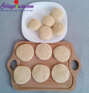 cách làm bánh tiêu 3
