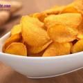 món ăn hàn quốc, cách làm bim bim khoai tây 4