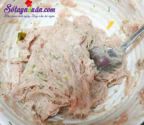Cách làm chả cá viên sốt mayonnaise chiên xù ngon tuyệt 2