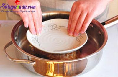 cách làm gà chiên xì dầu 3
