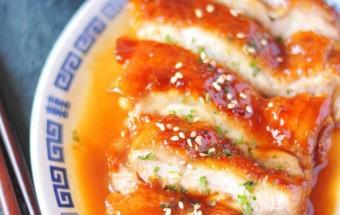 Nấu ăn món ngon mỗi ngày với Mạch nha, cách làm gà chiên xì dầu 5