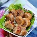 hướng dẫn làm món gà chiên xì dầu, cách làm gà nướng giấy bạc 8