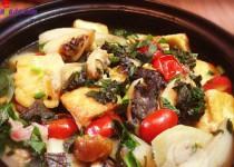 Cách làm món ốc nấu chuối đậu thơm ngon tại nhà