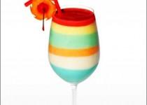 Sinh tố 6 tầng-đồ uống giải khát cho mùa hè oi bức