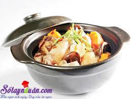 Nấu ăn món ngon mỗi ngày với Bột bắp, Hướng dẫn làm ếch hầm nồi đất lạ mà ngon